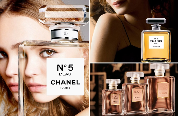 Top Rated Chanel Perfumes For Women