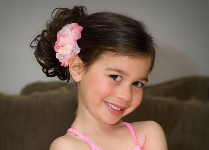 Childrens Bridesmaid Hairstyles