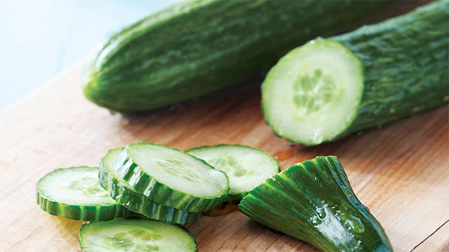 Cucumber for Razor Bumps