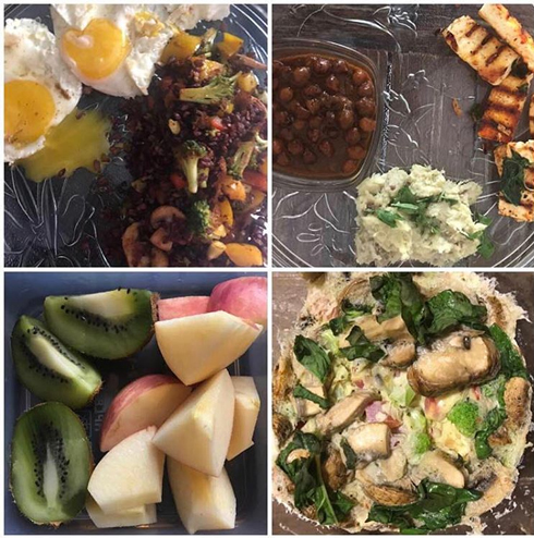 Day 16 Food Plan