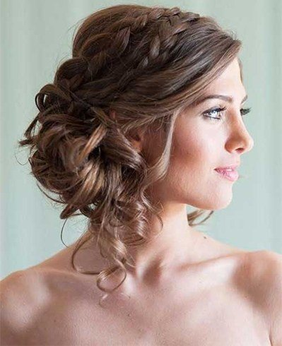 30 Super Gorgeous Bridesmaid Hairstyles That Would Wow The Guests At ...