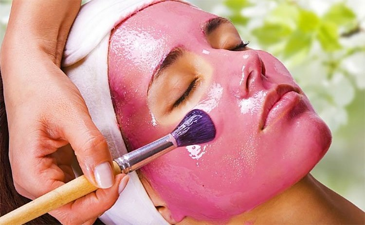 Rose Petal Fairness Facepack