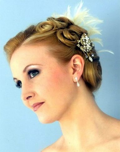 Hairdo for Bridesmaid