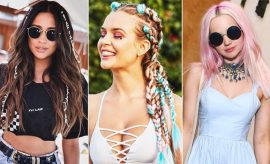 Hairstyles From Coachella 2017