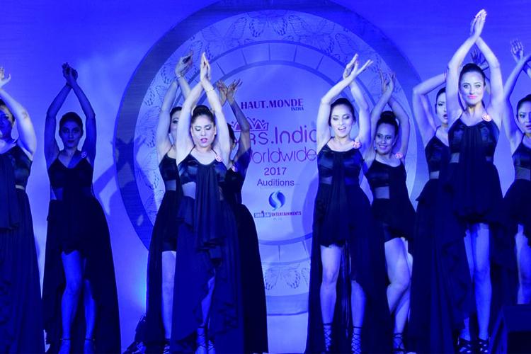 Haut Monde Mrs India Worldwide Auditions