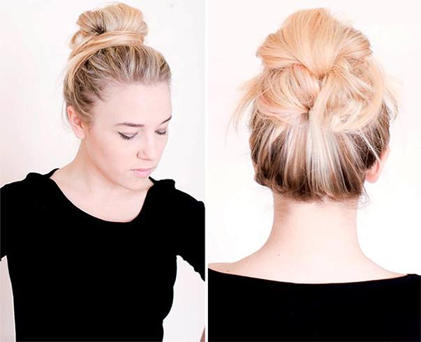 how to style unwashed hair 25 gorgeous hairstyles for hair that needs least 6615