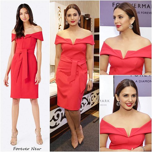 Huma Qureshi in Forever New