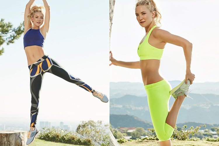 Kate Hudson Workout Clothes