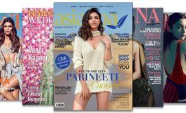 Bollywood Magazine Covers April 2017