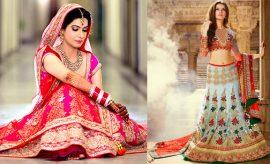 Lehenga Designs For Bridal