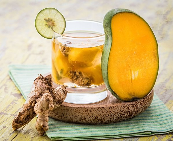 Ginger and Mango Weight Loss Recipe