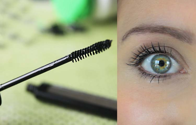 Mascara With Charcoal