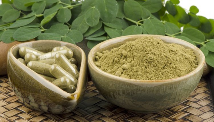 Moringa Seeds For Health And Hair