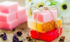 Natural Homemade Soaps