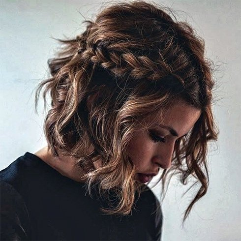 Quick Hairstyles for Dirty Hairs