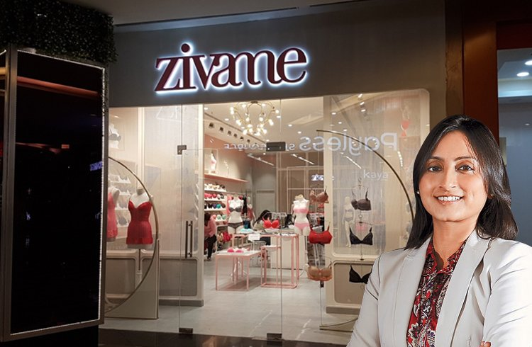 Richa Kar, Founder Zivame