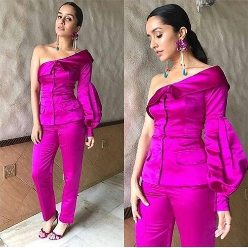 Shraddha Kapoor Styles