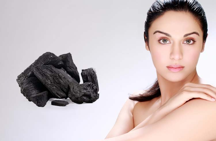 Skin Tightening And Firming With Charcoal