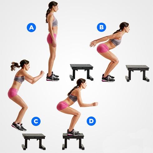 Tabata Cardio Exercise