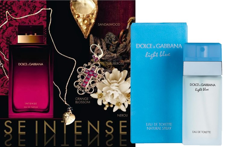 Dolce and Gabbana Perfume For Women