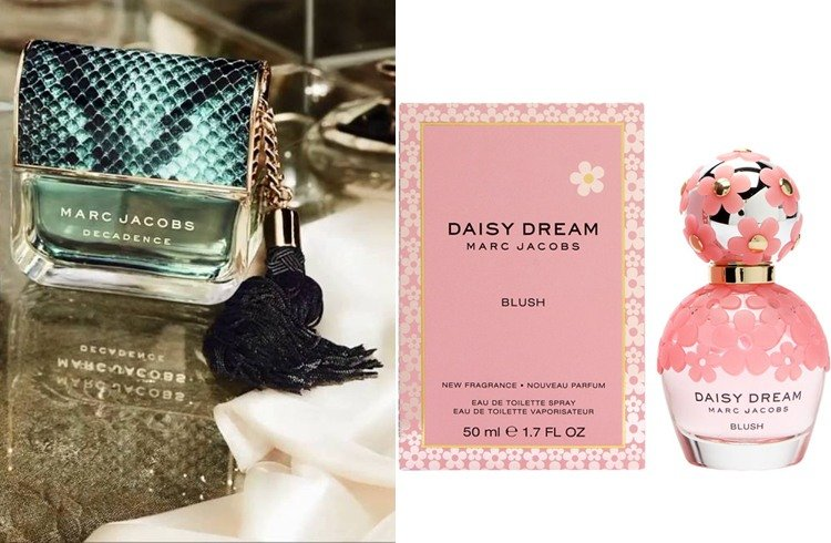 Top Rated Marc Jacobs Perfumes