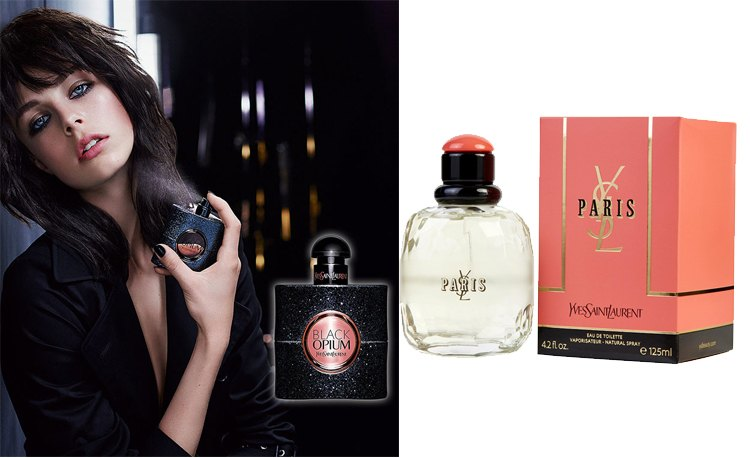 Yves Saint Laurent Perfumes