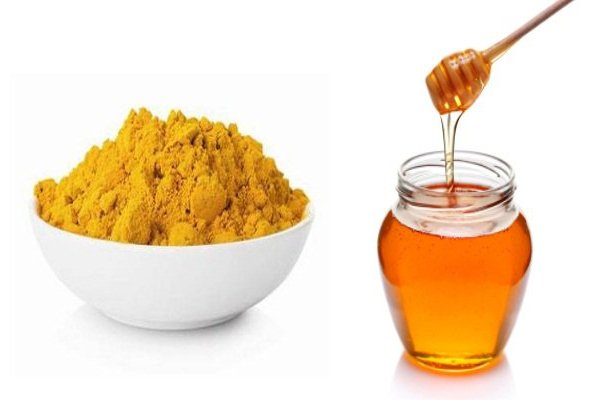 Turmeric And Honey