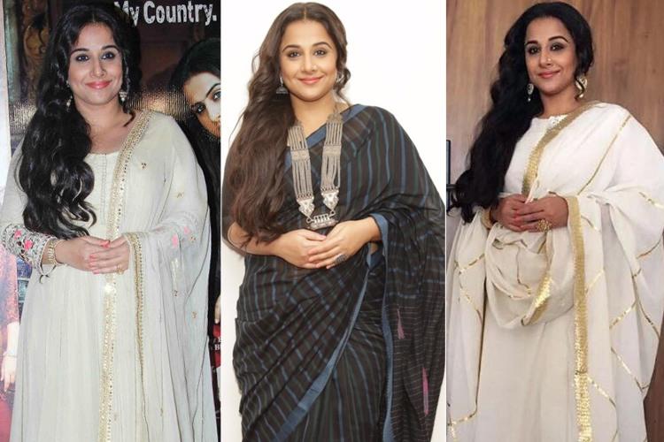 Vidya Balan Begum Jaan Style