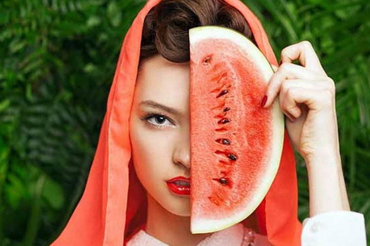 Watermelon To The Face For Ladies