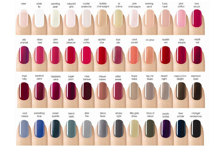 "Here\'s Your Answer To ""What Color Should I Paint My Nails With""!"