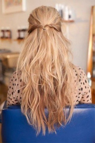 What To Do with Dirty Hairstyle