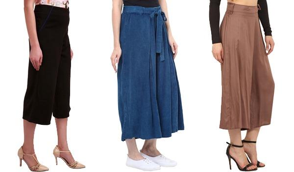Women Culottes Online