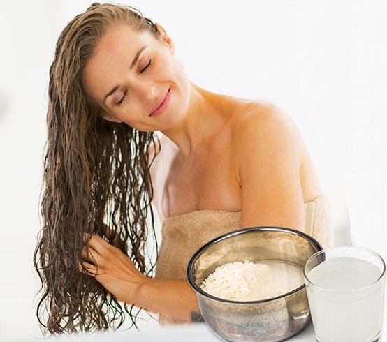Benefits Of Rice Water For Hair
