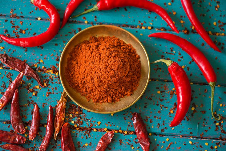Cayenne Powder for Bleeding Gums