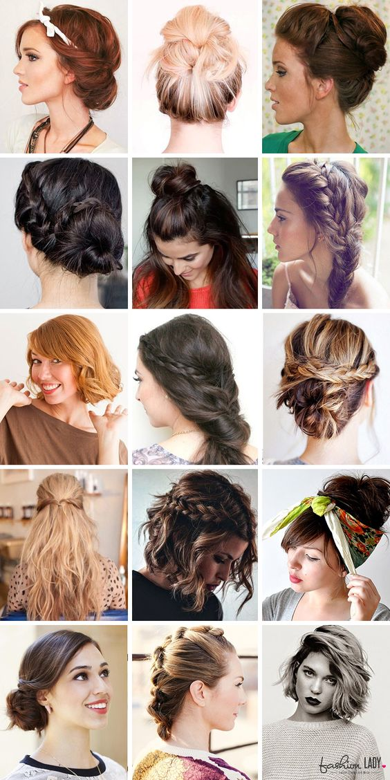 25 Gorgeous Hairstyles For Dirty Hair That Needs Least ...
