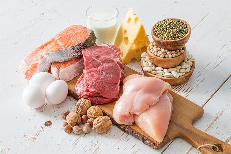 Foods to Get Slim
