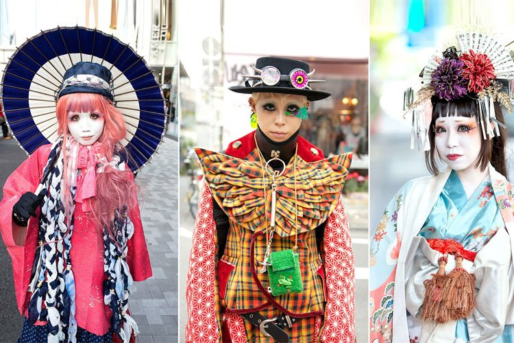 Japanese Street Fashion The World Of Quirky Fashion
