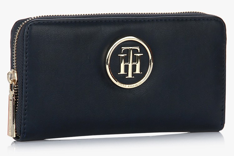 Joyce Navy Blue Wallet