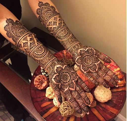 Mehndi Designs For Women