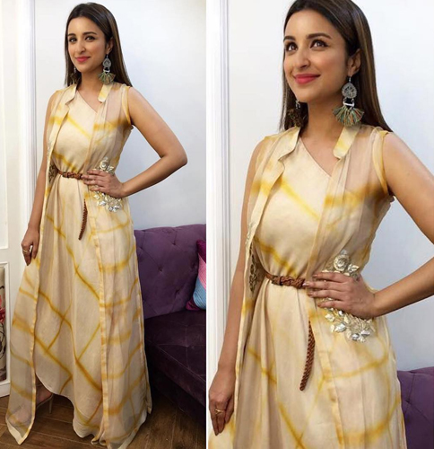 Parineeti Chopra Fashion Trends