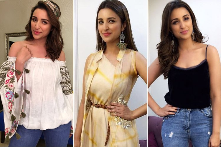 Parineeti Chopra Latest Trends
