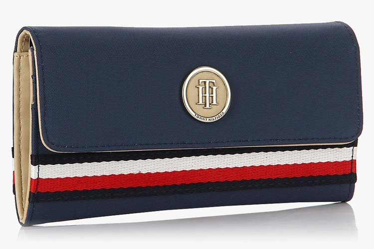 Sarah Navy Blue Wallet