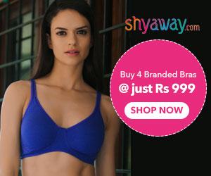 Shyaway Bras