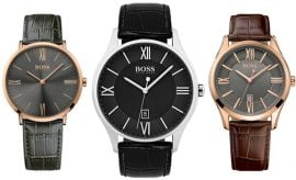 Watches from Hugo Boss