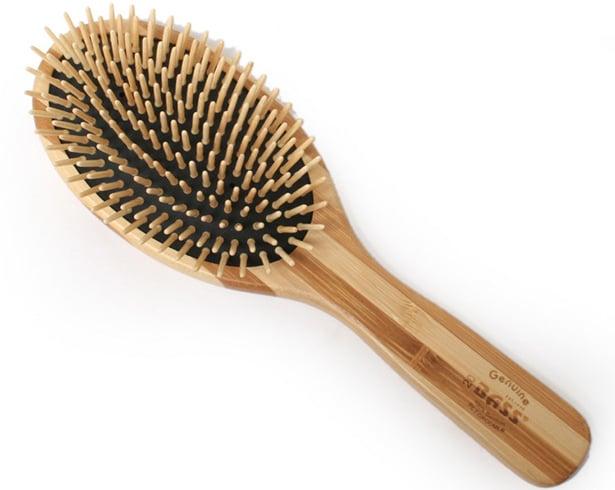 Wooden Comb Benefits