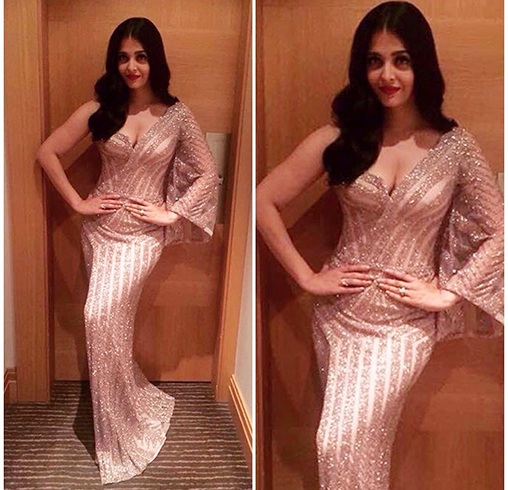 Aishwarya Rai Dress