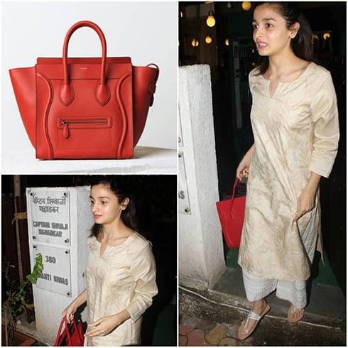 Alia Bhatt Desi Style