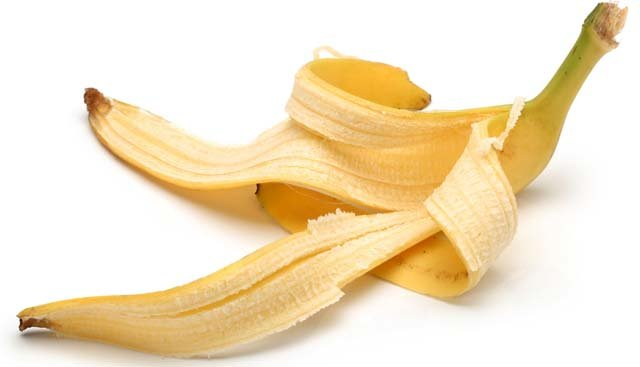 Banana Peel to Remove Skin Tags