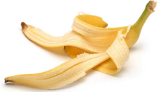 Banana Peel to Remove Skin Tags