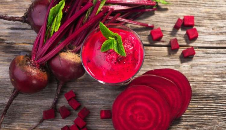 Beetroot For Pink Lips
